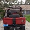 1975 CJ5 Jeep
